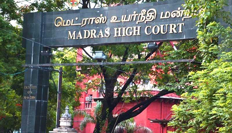 State Tax Officer - Madras High Court - Taxscan