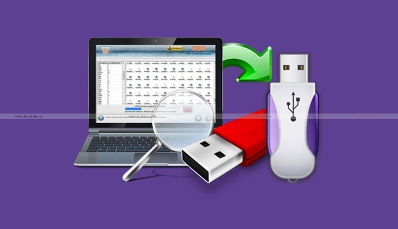 pen drive - Data - Pen-drive - Income Tax Addition - ITAT - Taxscan