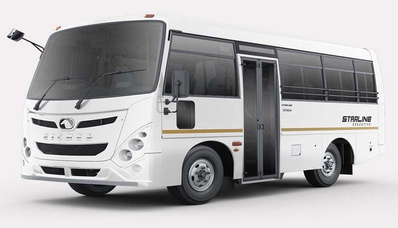 Bus bodywork - TPS - AAR - Taxscan