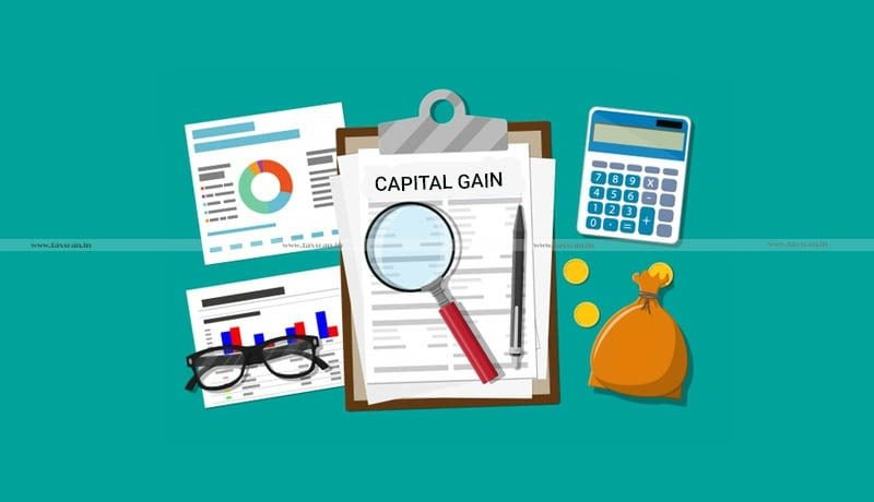 Capital Gains - ITR Form - Taxscan