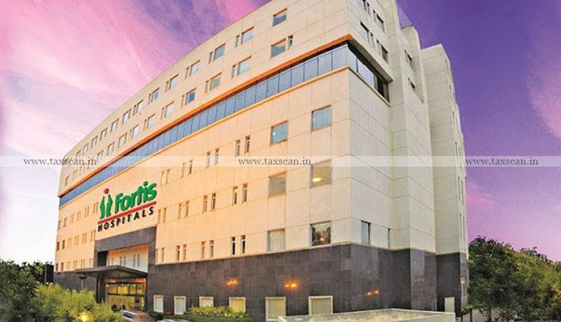 Fortis Hospitals - Delhi High Court - ITAT - non-compete fee - Taxscan