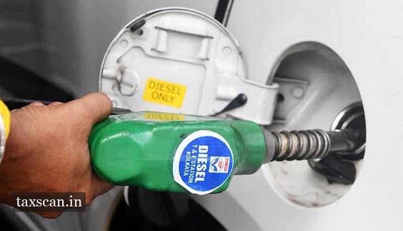 GST - diesel - DG Rental Service - AAR - Taxscan