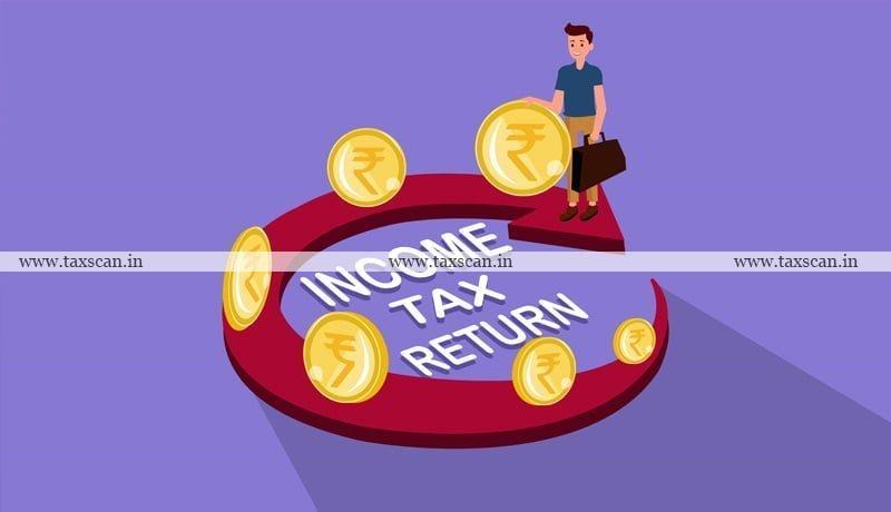 Income Tax Return - CBDT - taxscan