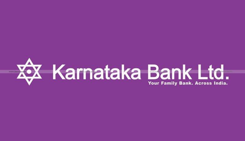 Karnataka Bank Foreign - export contract- business loss - Taxscan