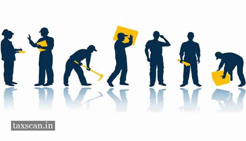 Labour supply - Drivers - peons - housekeeping - data entry operators - Government Departments - GST - AAR - Taxscan