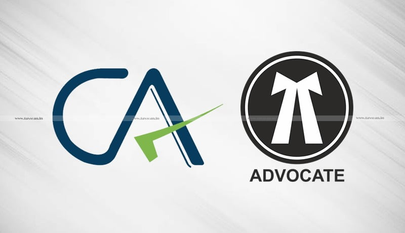 Practicing Chartered Accountants - Advocates - ICAI - Taxscan