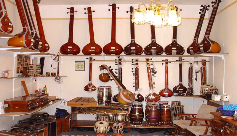 GST - Madras High Court - General Sales Tax -Indian musical instruments - Taxscan