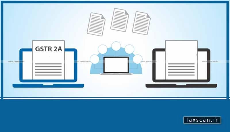 GSTN - GST Portal - SEZ - Bill of Entry - GSTR-2A - Taxscan