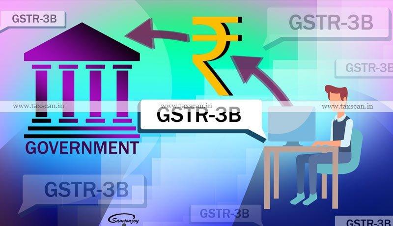GSTN - GSTR - 3B - Taxscan