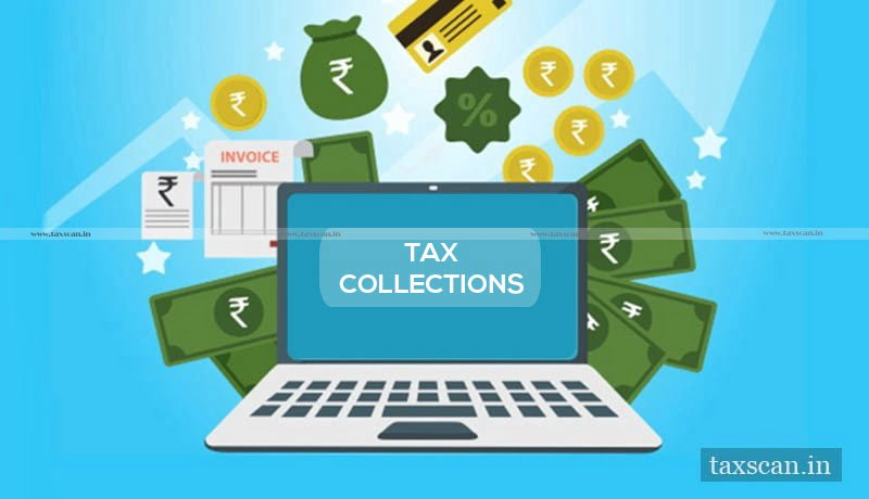 Gross Direct Tax Collection - Taxscan