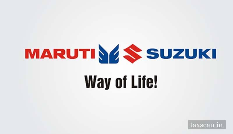 Maruti Suzuki - CESTAT - cenvat credit - Taxscan