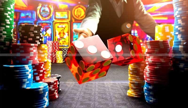 Tax implications - online casino gaming - Taxscan