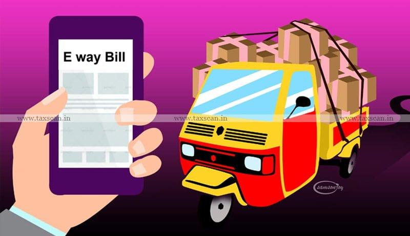 Tripura High Court - E-Way bill - Taxscan