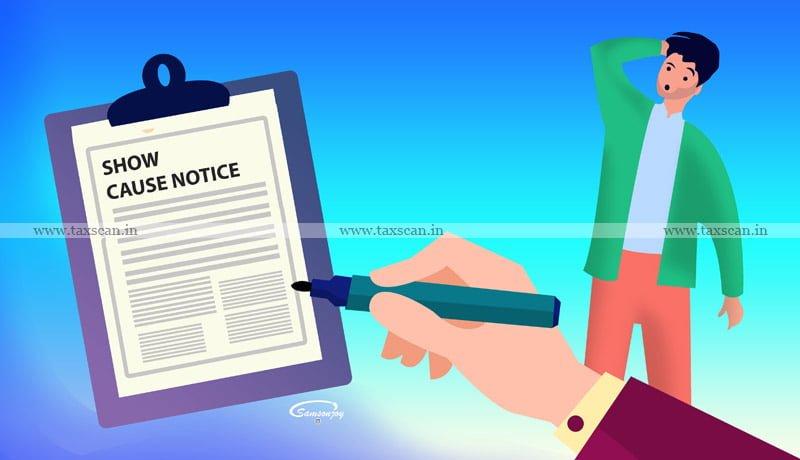 Unpaid GST - SCN - Tripura High Court - Taxscan