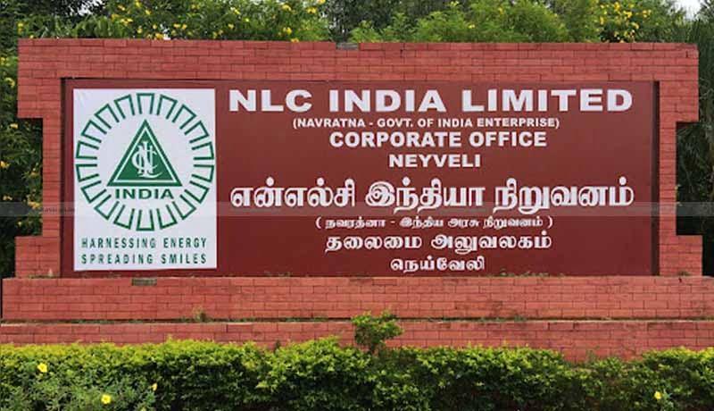 CA Inter- CMA Inter - NLC India Limited - jobscan - Taxscan