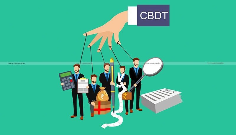 CBDT - Foreign Wealth Funds - Pension Funds - Taxscan