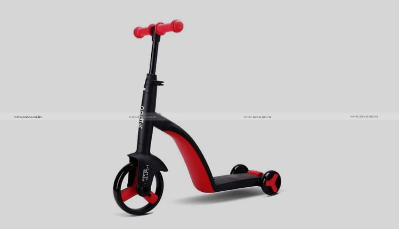 GST - Children Scooter - Activity Ride-on - Smart Tri-cycle - Kick Scooter - AAR - Taxscan
