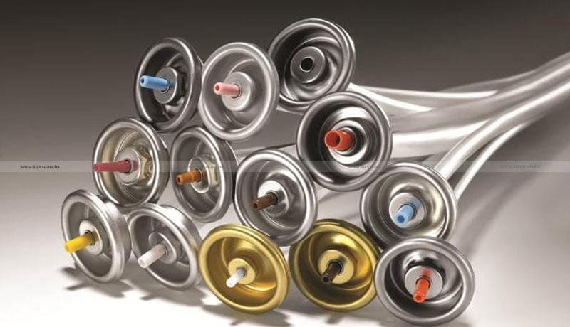 GST - General spray purpose Aaerosol valves - AAR - Taxscan
