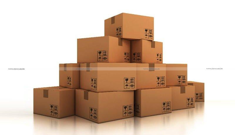 GST - Hitherto, Corrugated Boxes - Cartons, clarifies - CBIC - Taxscan