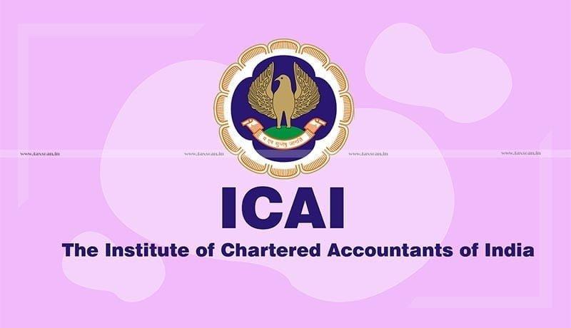 ICAI - EICASA Brahmapur - Taxscan