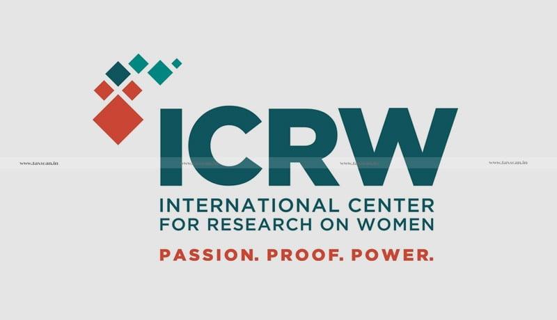 ICRW - ITAT - IT Dept - Taxscan