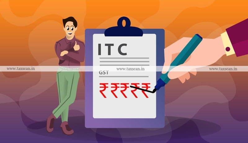 ITC - GST - RTI - GSTN - Taxscan