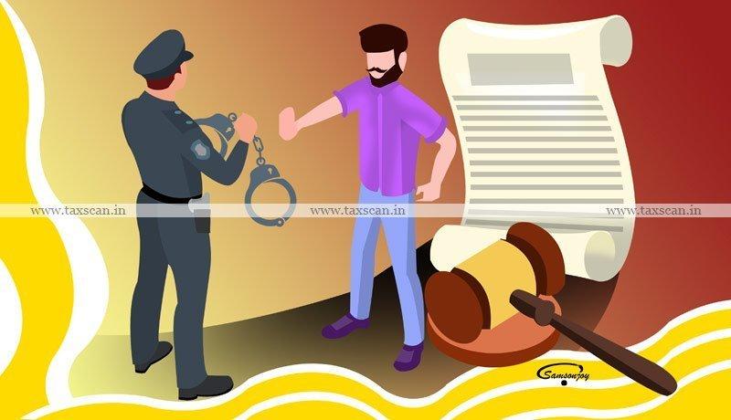 Interim Bail - constructive custody - Wrongful Availment of ITC - Taxscan