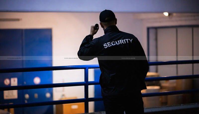 Presumptive Tax - business - hiring security guards - ITAT - Taxscan