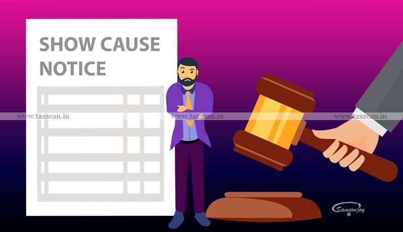 Punjab and Haryana High Court - DRI - proper officer - show cause notice - Taxscan